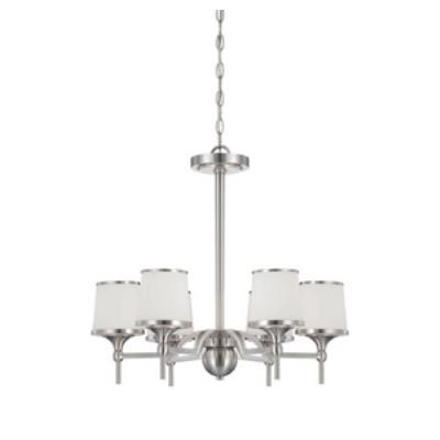 Savoy House 1-4381-6-SN Hagen - Six Light Chandelier