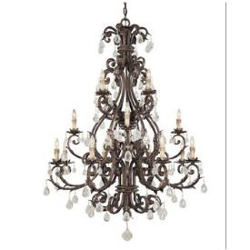 Savoy House 1-5308-16-8 Chastain - Sixteen Light Chandelier
