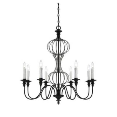 Savoy House 1-6011-8-17 Abagail - Eight Light Chandelier