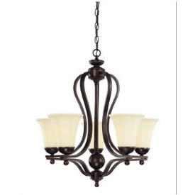 Savoy House 1-6900-5-13 Vanguard - Five Light Chandelier