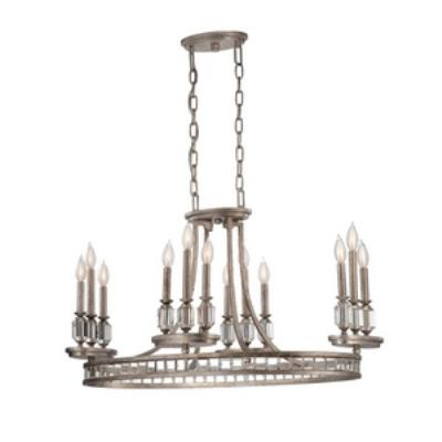 Savoy House 1-7152-12-272 Filament - Twelve Light Chandelier
