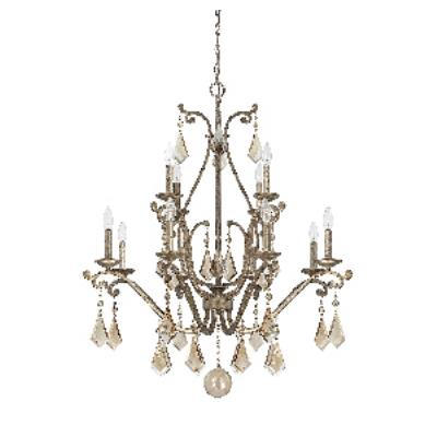 Savoy House 1-8101-12-128 Rothchild - Twelve Light Chandelier