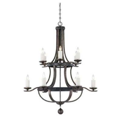 Savoy House 1-9532-12-196 Alsace - Twelve Light Chandelier