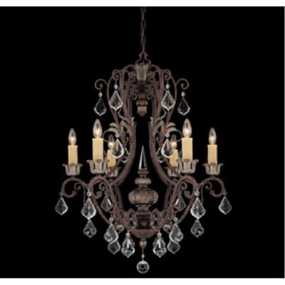 Savoy House 1P-1551-6-8 Elizabeth - Six Light Chandelier