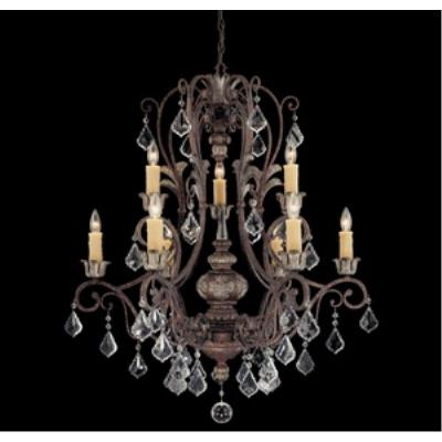 Savoy House 1P-1558-9-8 Elizabeth - Nine Light Chandelier