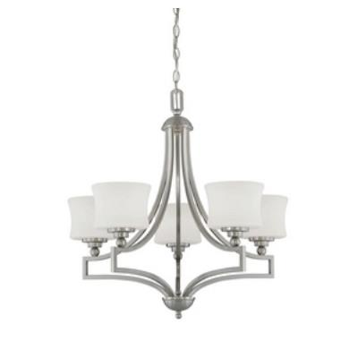 Savoy House 1P-7210-5-SN Terrell - Five Light Chandelier