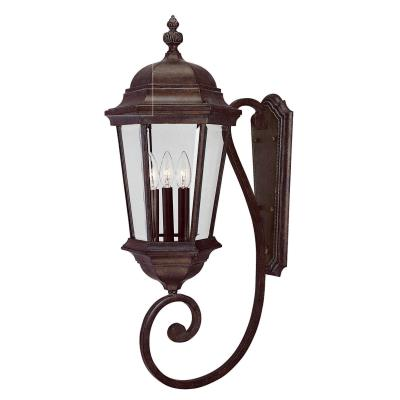 Savoy House 5-1300-40 Wakefield - Three Light Outdoor Wall Lantern