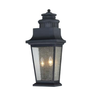 Savoy House 5-3553-25 Barrister - Two Light Outdoor Pocket Wall Lantern