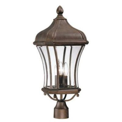 Savoy House 5-3805-40 Realto - One Light Post Lantern