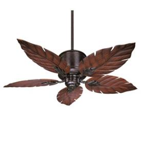 """Savoy House 52-083-5RO Portico - 52"""" Outdoor Ceiling Fan"""