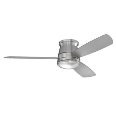 "Savoy House 52-417H-3SV Polaris - 52"" Hugger Ceiling Fan"
