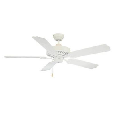 "Savoy House 52-SGO-5W-WH Lancer - 52"" Ceiling Fan"