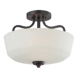 Savoy House 6-6223-2-13 Charlton - Two Light Semi-Flush Mount