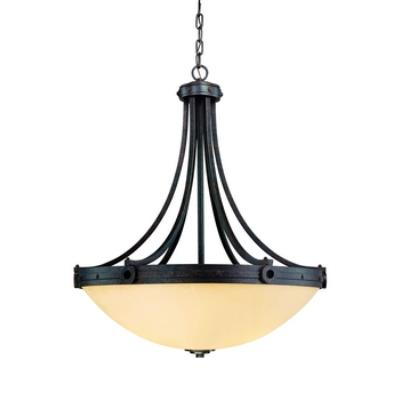 Savoy House 7-2016-4-05 Elba - Four Light Pendant