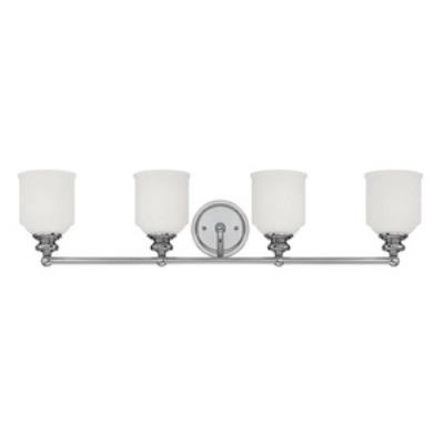Savoy House 8-6836-4-11 Melrose - Four Light Bath Bar