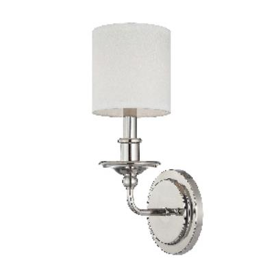 Savoy House 9-1150-1-SN One Light Wall Sconce