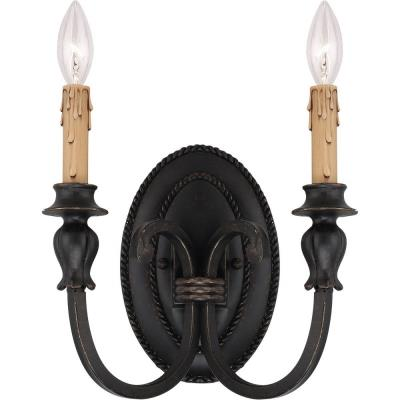 Savoy House 9-324-2-16 Provence - Two Light Sconce