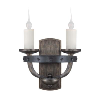 Savoy House 9-9535-2-196 Alsace - Two Light Wall Sconce