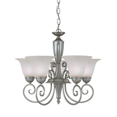 Savoy House KP-1-5001-5-69 Spirit - Five Light Chandelier