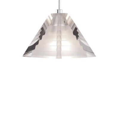 Tech Lighting 700MO2PYR Pyramid - One Light Two Circuit Monorail Low Voltage Pendant