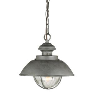 Harwich - One Light Outdoor Pendant