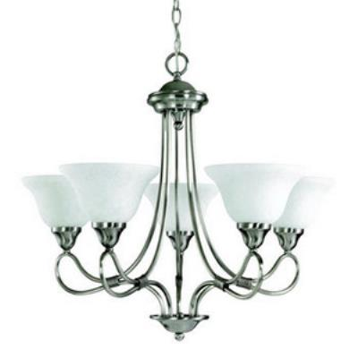 Kichler Lighting 2557AP Stafford - Five Light Chandelier