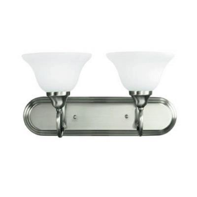 Kichler Lighting 5557AP Stafford - Two Light Bath Bar