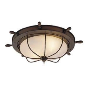 "Nautical - 15"" Indoor/Outdoor Ceiling Mount"